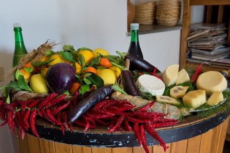Restaurant Serafina Amalfi Coast