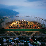 festival of Classical Music at the gardens of the Villa Rufolo